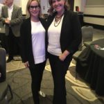kristen ferrer twinning with heidi voorhees of AVIXA